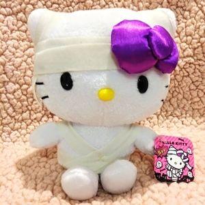 Hello Kitty Halloween 2020 Mummy plush